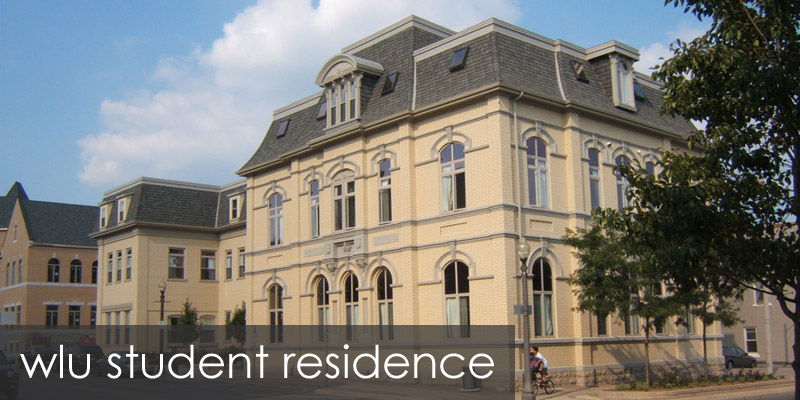 WLU Student Residence
